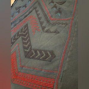 Johnny Was Jackets & Coats - Johnny Was Women's Poncho Sz.XS